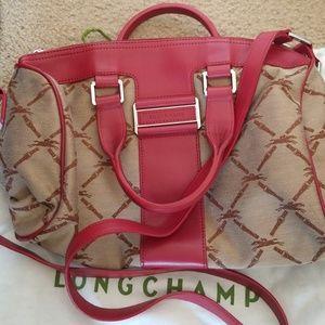 Handbag in women